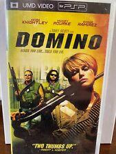 Domino PSP UMD Video