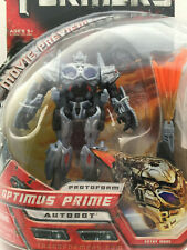 TRANSFORMERS OPTIMUS PRIME Protoform Starscream MOVIE PREVIEW NIB 2006 Hasbro