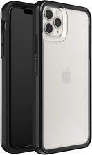 LifeProof Slam Case iPhone 11 Promax Black Bezel/clear W Screen Protectors