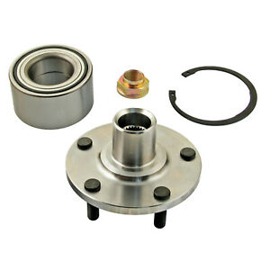 Wheel Bearing and Hub Assembly Front Precision Automotive 518509