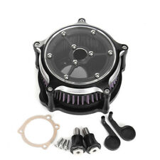 Motorcycle Clarity Air Cleaner Intake Filter For 08-16 Harley Electra Glide FLTR