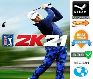 PGA TOUR 2K21 PC Steam GLOBAL **FAST DELIVERY**