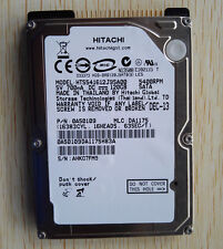 Hitachi 2.5 Inches 120GB 8M 5400RPM IDE PATA HDD Hard Disk drive for Laptop UK01