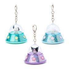 Japan Sanrio Cinnamoroll / Pochacco / Kuromi LED Light Mascot Keychain (UFO)