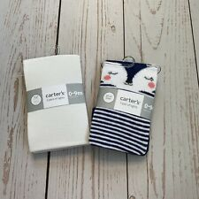 New listing Nwt - Carter's Infant Girl 0-9 Month Tights