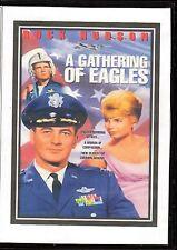 A GATHERING OF EAGLES ROCK HUDSON & ROD TAYLOR ALL REGION DVD