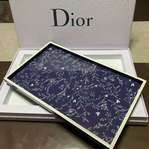 "Christian Dior tray Member-only Benefits 30cm (11.8"") From Japan"