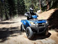 2020 Kawasaki Brute Force 750 4x4 Blue
