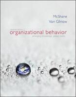 Organizational Behavior 7th Edition by Steven McShane (Author), Mary Ann  (2014)