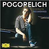 Complete Recordings on Deutsche Grammophon (2015) new sealed cd pogorelich