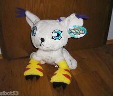 Digimon XL Gatomon 40cm / 36cm mit Pappetikett Stofftier Plüsch Plüschtier
