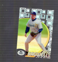 Jeff Bagwell 1998 Topps Tek Card 74 Pattern 32 Houston Astros