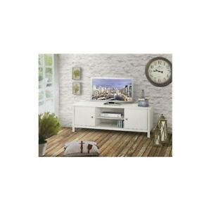 Port TV White Matt, 165X48X56H