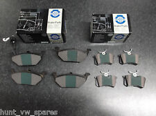 JURATEK Quality Front & Rear Brake Pads - jcp1083 / jcp1635