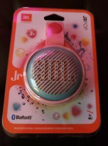 JBL JRPOP WATERPROOF BLUETOOTH FOR KIDS PINK
