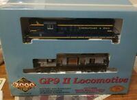 Proto 2000 Series GP9 II Locomotive HO scale Chesapeake & Ohio