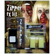 Fun World Zipper Fx Makeup Kit for Halloween