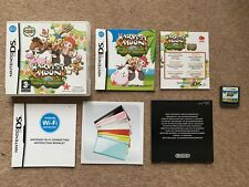 Harvest Moon Island Of Happiness - Nintendo DS Complete 100% Genuine