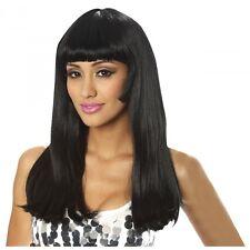 60s Wig Adult Cher Costume Halloween Fancy Dress