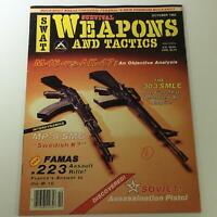 VTG SWAT Survival Weapons & Tactics Magazine October 1984 - Soviet Pistol