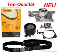 Zahnriemen CONTI CT1035+1xSpannrolle+Wasserpumpe RENAULT DACIA NISSAN 1.5 dCi