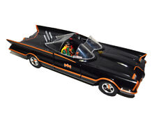 Jada 1:24 Diecast Car Batman Batmobile Classics TV Lincoln Futura W/ Robin Toy