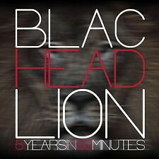 Blac Head Lion - 5 Years in 50 Minutes (2012)  CD  NEW/SEALED  SPEEDYPOST