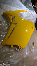 04-06 GS500F K4 New Genuine SUZUKI Yellow Right Side Fairing Cowl Panel GS500