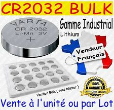 Piles boutons CR2032 VARTA - Disponibles aussi : CR2025 CR2016 / AAA AA LR03 LR6