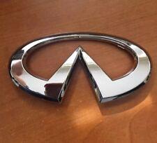 REAR NEW 2003-2016 Infiniti G35 Logo Emblem Sedan OEM Decal Chrome