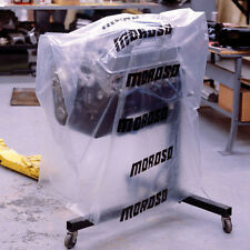 Moroso 99400 Heavy Duty Engine Storage Bag / Cover 4 Mil Thick Clear