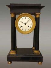 Horloges et pendules du XIXe siècle comtois en 24 heures