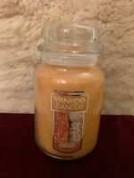 Yankee Candle HARVEST 22 oz LARGE JAR FALL FAVORITE SCENT