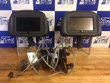 FORD Mondeo MK3 ANTERIORE 2 x POGGIATESTA con unità di controllo