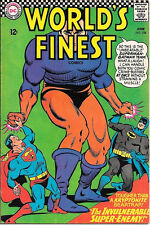 World's Finest Comic Book #158, DC Comics 1966 FINE+/VERY FINE-