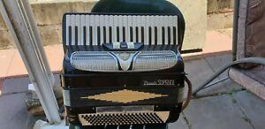 Pasquali Soprani Piano Accordion