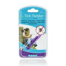 Tick Twister by O'tom - The original - Pack of 2 purple tick removers
