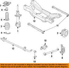 Jeep CHRYSLER OEM 17-18 Compass Rear Suspension-Frame Crossmember 68339798AC