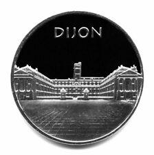 21 DIJON Palais des Ducs de Bourgogne, Couleur argent, 2021, Monnaie de Paris