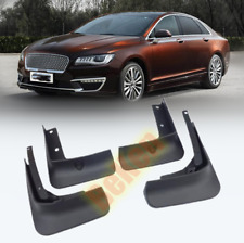 For Lincoln MKZ 2014-2020 Mud Fender Flaps Splash Guards Mudflaps Mudguards 4X
