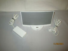 Bose SoundDock Digital Music System Series 1 White Excellent Condition.!!