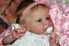 Reborn Baby~Gertie by Laura Lee Eagles~Professional~Realistic~sold out edition