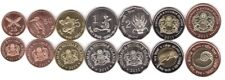 Andaman and Nicobar Isl - set 7 coins 25 50 Paice 1 2 5 10 20 Rupees 2011 UNC