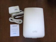 NETGEAR ORBI ROUTER RBR50 Mesh Compatible Tri-band WiFi AC3000