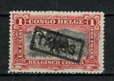 BELGISCH CONGO: COB TX 37  POSTFRIS * MH ==> ZIE SCAN.