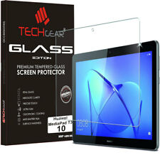 "TECHGEAR TEMPERED GLASS Screen Protector Cover for Huawei MediaPad T3 10 (9.6"")"