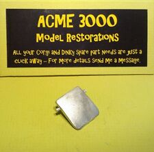 Corgi James Bond 270 Reproduction Repro - White Metal Roof Panel (Long Hinge)