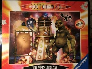 Ravensburger-BBC Doctor Who- 100 Piece Jigsaw Puzzle