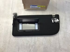 2015-2017 Ford F150 Ext Cab OEM Driver Side Sun Visor GL3Z-1504105-GC