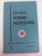 Red Cross Home Nursing, Copyright 1951